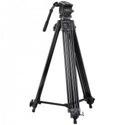 Video statīvi - walimex pro Director I 192 cm video tripod - quick order from manufacturer