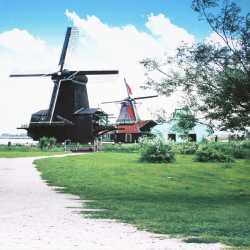 Foto foni - walimex pro Photo Motif Backgr. Amsterdam, 3x6m - ātri pasūtīt no ražotāja