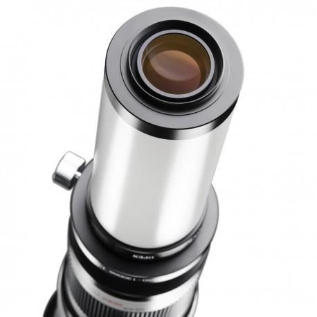 Lenses - walimex pro 650-1300/8-16 DSLR Minolta MD white - quick order from manufacturer
