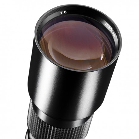 Lenses - walimex 500/8,0 DSLR Sony A black - quick order from manufacturer