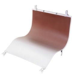 Lighting Tables - walimex Graduation Background 80x110cm - quick order from manufacturer
