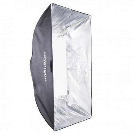 Softboksi - walimex pro Softbox foldable 60x90cm - ātri pasūtīt no ražotāja