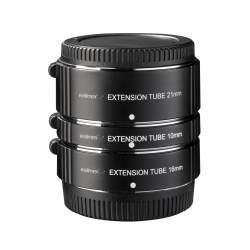 Objektīvu adapteri - walimex pro Automatic Intermediate Ring for Micro four Thirds - perc šodien veikalā un ar piegādi