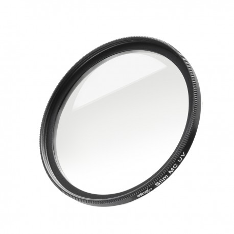 Objektīvu filtri - walimex pro UV-Filter slim MC 49mm - perc šodien veikalā un ar piegādi