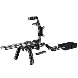 Plecu turētāji / Rig - walimex pro Aptaris Universal XL MK II Advanced - ātri pasūtīt no ražotāja