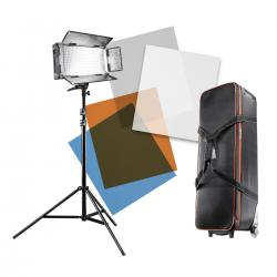 Video LED - walimex pro LED 500 Artdirector - ātri pasūtīt no ražotāja