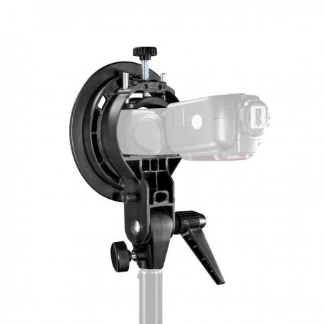 Aksesuāri zibspuldzēm - walimex pro system flash holder - ātri pasūtīt no ražotāja
