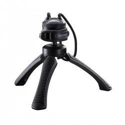 Mini tripods - Mini Tripod For Camera Mantona Kaleido Gaia 21404 - Night Black - quick order from manufacturer
