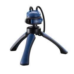 Mini tripods - Mini Tripod For Camera Mantona Kaleido Gaia 21405 - Ocean Blue - quick order from manufacturer