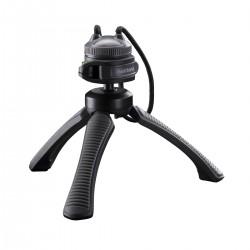 Mini tripods - Mini Tripod For Camera Mantona Kaleido Gaia 21406 - Deep Grey - quick order from manufacturer