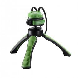 Мини штативы - Мини Штатив для камеры Mantona Kaleido Gaia 21407 - цвет зеленого лайма - быстрый заказ от производителя