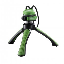 Mini tripods - Mini Tripod For Camera Mantona Kaleido Gaia 21407 - Lime Green - quick order from manufacturer