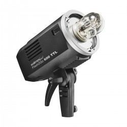 Portable Flash - walimex pro Studio Batteryflash Flash2Go 600 TTL - quick order from manufacturer