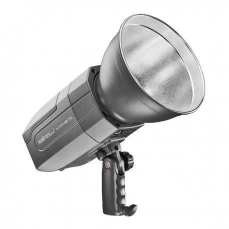 Portatīvās zibspuldzes - walimex pro Mover 400 TTL studioflash w/ battery - ātri pasūtīt no ražotāja