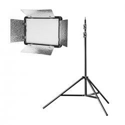 LED Paneļi - walimex pro LED 500 Versalight Bi Color Set1 - ātri pasūtīt no ražotāja