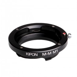 Adapters - Kipon Adapter Leica M to Leica M Macro 1/8.1 - quick order from manufacturer