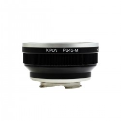 Adapters for lens - Kipon Baveyes Adapter EOS-FX 0.7x - quick order from manufacturer