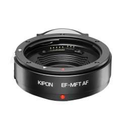Адаптеры - Kipon AF Adapter Canon EF to micro 4/3 w. support - быстрый заказ от производителя