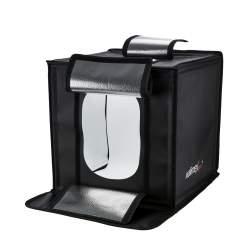 Gaismas kastes - walimex pro admission cube LED -ready to go- 40x40cm - perc veikalā un ar piegādi