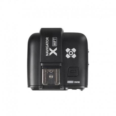 Godox Navigator X raidītāja un uztvērēja palaidēju komplekts Canon/Nikon