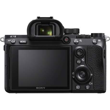 Bezspoguļa kameras - Sony Alpha a7 III Mirrorless Digital Camera (Body Only) - ātri pasūtīt no ražotāja