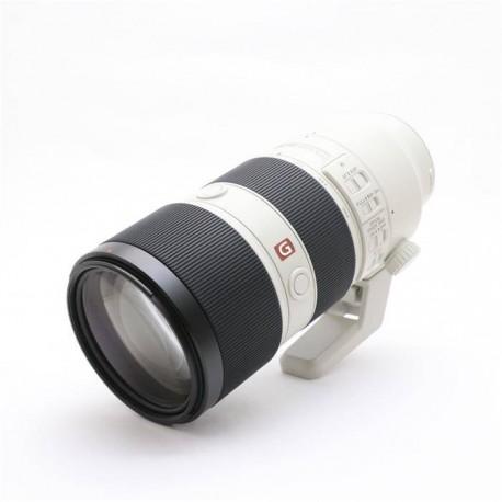 Objektīvi - Sony FE 70-200mm f/2.8 GM OSS Lens - ātri pasūtīt no ražotāja
