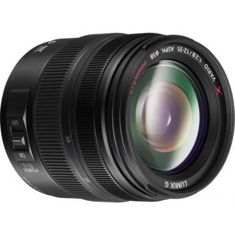 Objektīvi - Panasonic Lumix G X Vario 12-35mm F2.8 II ASPH Power OIS - ātri pasūtīt no ražotāja