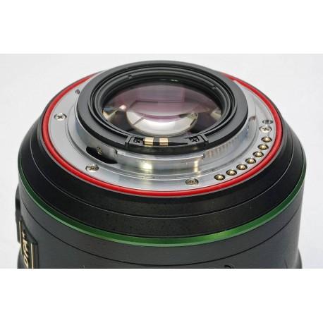 Objektīvi - Pentax HD Pentax-D FA 50mm f / 1.4 SDM AW - ātri pasūtīt no ražotāja