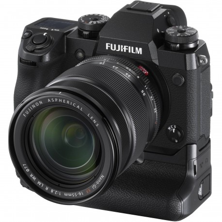 Bezspoguļa kameras - Fujifilm X-H1 Mirrorless Digital Camera with 16-55mm Lens and Battery Grip Kit - ātri pasūtīt no ražotāja