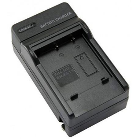 Kameras bateriju lādētāji - Battery Charger for LP-E6 Canon 6D, 7D, 60D, 5D Mark III, 5D Mark II Digital SLR Camera - sienas lādētājs + auto adapteris - perc šodien veikalā un ar piegādi