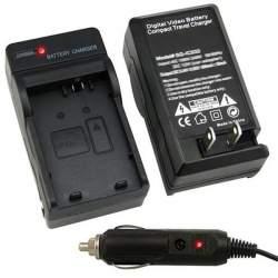 Lādētāji - Charger for Canon LP-E5 battery akumulatora lādētājs - perc šodien veikalā un ar piegādi