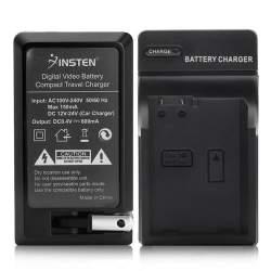 Kameras bateriju lādētāji - Akumulatora Nikon EN-EL14 lādētājs 230VAC wall charger 12V auto (MH-24) battery - perc šodien veikalā un ar piegādi