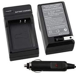 Lādētāji - Battery Charger for Canon LP-E10 akumulatora lādētājs - perc šodien veikalā un ar piegādi