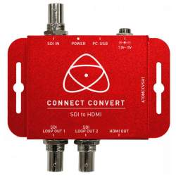Accessories for video camera - Atomos Connect Convert SDI to HDMI - quick order from manufacturer
