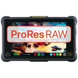 External LCD Displays - Atomos Shogun Inferno 7inch 4K HDMI/12G-SDI Recording Monitor - buy today in store and with delivery