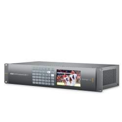 Audio Video mikseri - Blackmagic Design ATEM 4 M/E Broadcast Studio 4K Switcher - ātri pasūtīt no ražotāja