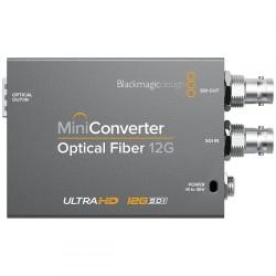 Videokameru aksesuāri - Blackmagic Design Mini Converter Optical Fiber 12G - ātri pasūtīt no ražotāja
