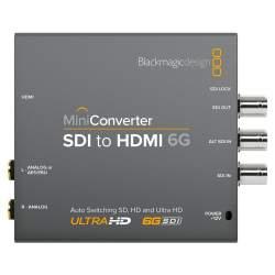 Videokameru aksesuāri - Blackmagic Design Mini Converter SDI to HDMI 6G - ātri pasūtīt no ražotāja