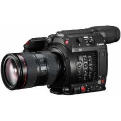 Video Cameras - Canon EOS C200 24-105 mm II Objektiv-Kit - quick order from manufacturer