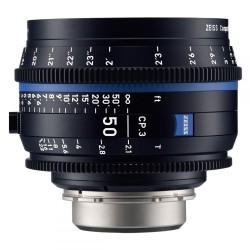 Объективы - Carl Zeiss CP.3 2.1/50 mm EF Mount - быстрый заказ от производителя