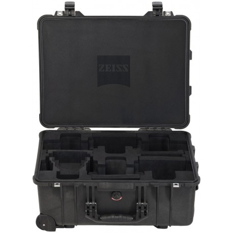 Lens pouches - Carl Zeiss Transport Case for 6 CP.2 Lenses - quick order from manufacturer