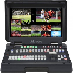 Video mixer - Datavideo HS-2850 8-Channel Portable Video Studio - ātri pasūtīt no ražotāja