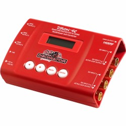Videokameru aksesuāri - Decimator Design DMON-4S Quad SDI to HDMI Converter and Multiviewer - ātri pasūtīt no ražotāja