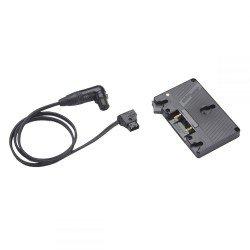 Gold Mount аккумуляторы - Litepanels A/B Gold Mount Battery Bracket with P-Tap to 3-pin XLR cable - быстрый заказ от производителя