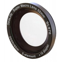 Underwater Cases - Sealife Super Macro Lens for DC-Series Cameras (SL976) - quick order from manufacturer