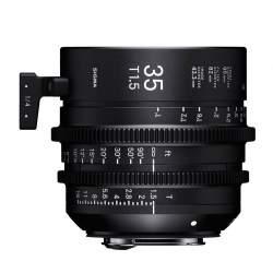 Objektīvi - Sigma FF High Speed Prime 35mm T1.5 E-Mount - ātri pasūtīt no ražotāja