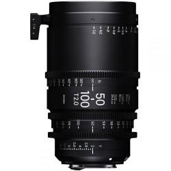 Objektīvi - Sigma High Speed Zoom 50-100mm T2 EF-Mount - ātri pasūtīt no ražotāja