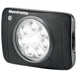 LED uz kameras - Manfrotto LED gaisma Lumimuse 8 Bluetooth - perc šodien veikalā un ar piegādi