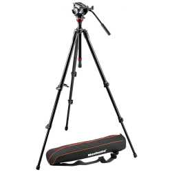 Video tripods - Manfrotto 500 MDeVe Aluminium Video System - quick order from manufacturer