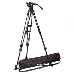 Video tripods - Manfrotto Nitrotech N12 & 545GB Twin Leg Tripod GS - quick order from manufacturer